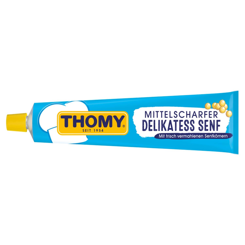 Thomy Delikatess Senf 200ml