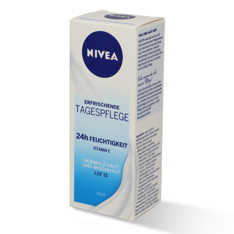 Nivea Soft Erfrischende Feuchtigkeitscreme 200ml