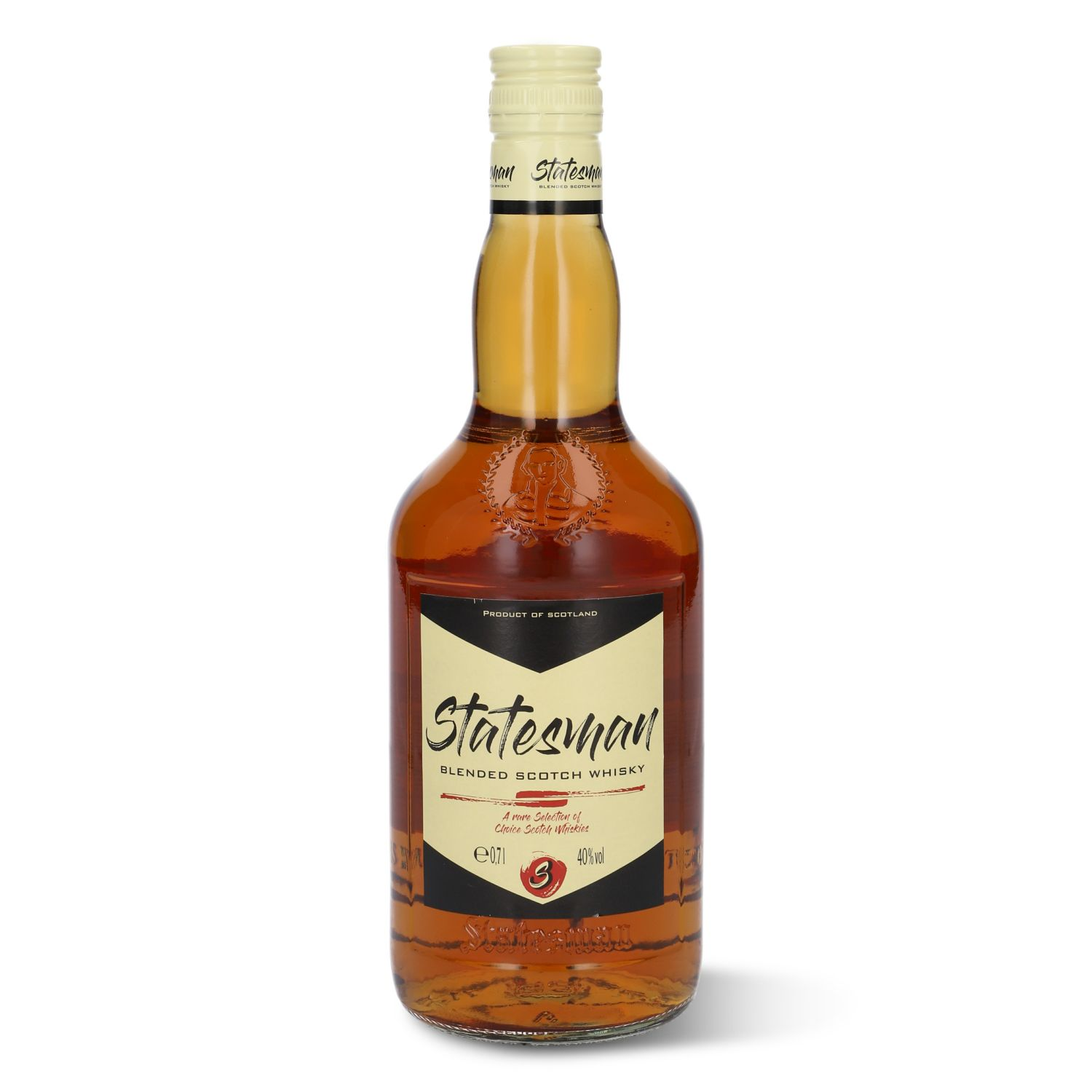 Statesman Blended Scotch Whisky 0,7 l