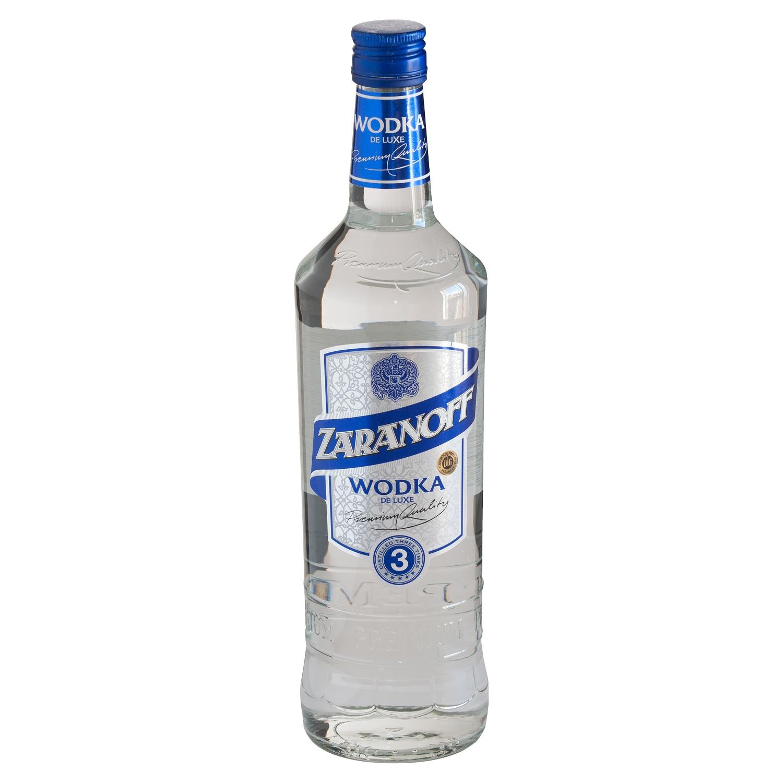 Zaranoff Wodka Deluxe 0,7l