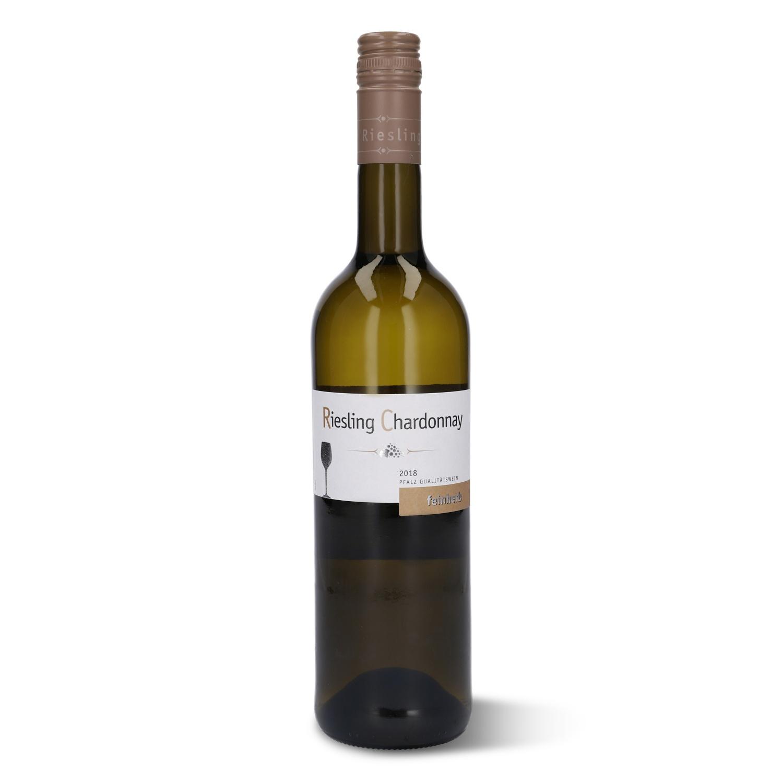 Riesling Chardonnay Rhh./Pfalz 0,75l