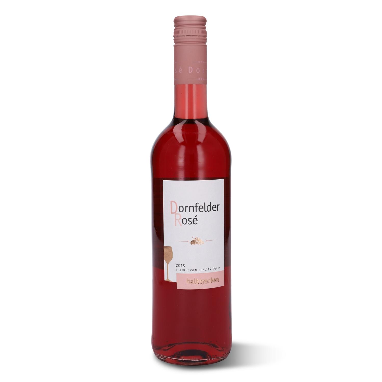 Dornfelder Rosé QbA Rhh./Pfalz 0,75l
