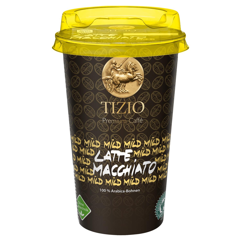 Tizio Latte Kaffeedrink Macchiato 250 ml