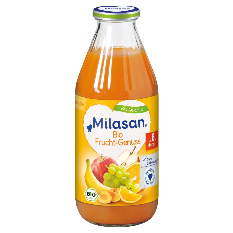 MILASAN Bio-Frucht-Genuss 500ml