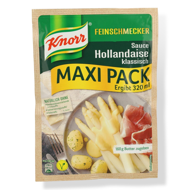 Knorr Feinschmecker Sauce Hollandaise klassisch 45g