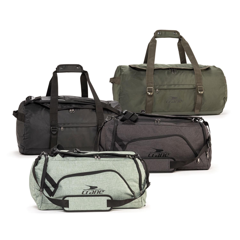 CRANE Premium Sport- und Reisetasche