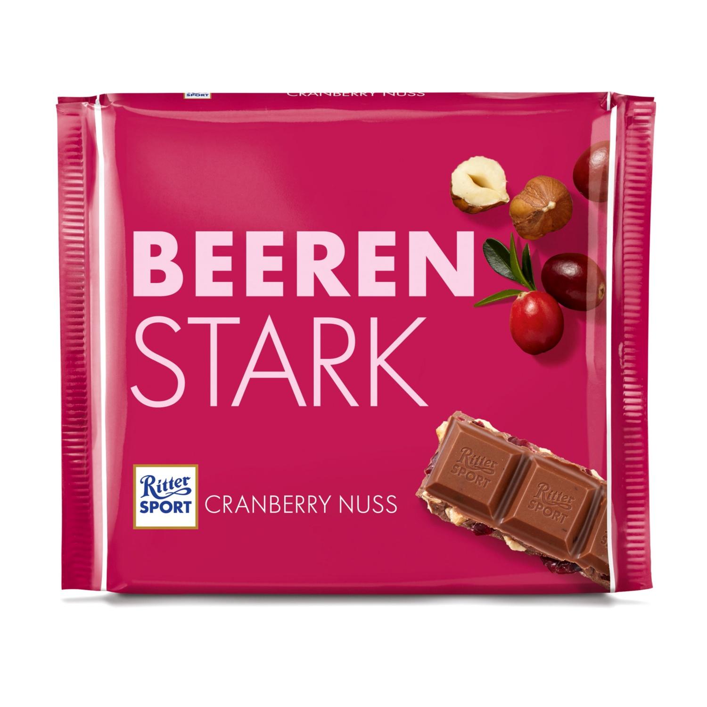 RITTERSPORT Schokolade, Beerenstark