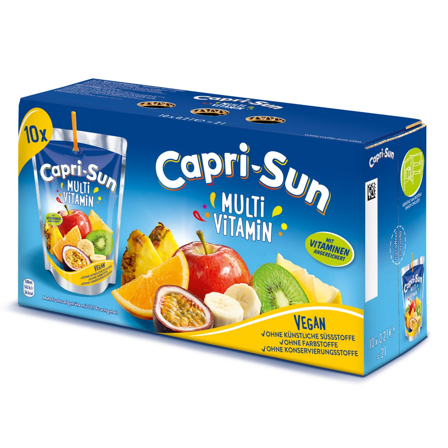 Capri-Sun, Multivitamin