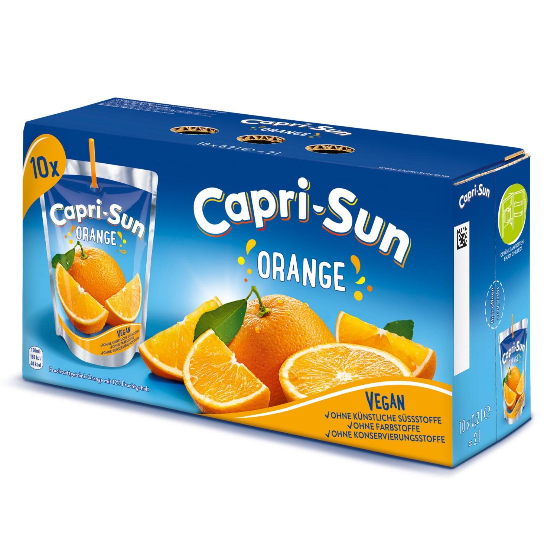 Capri-Sun, Orange