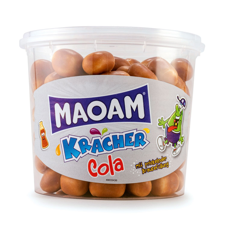 Maoam Dose, Colakracher