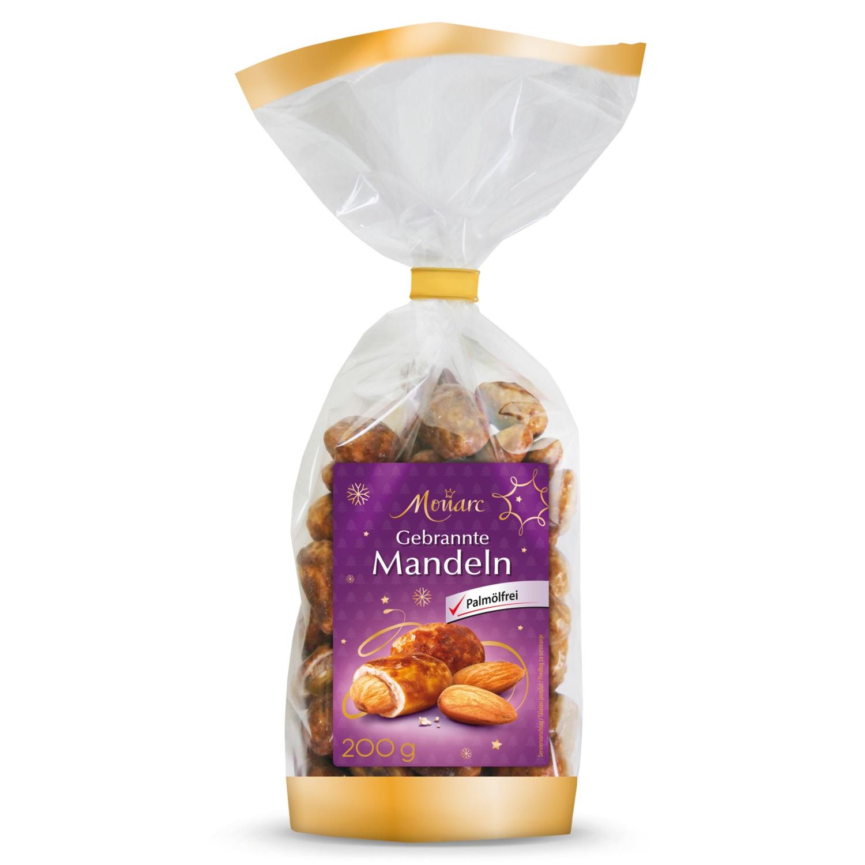MONARC Edelnuss-Sortiment, Gebrannte Mandeln