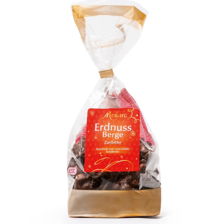 MONARC Erdnussberge, Zartbitter Schokolade