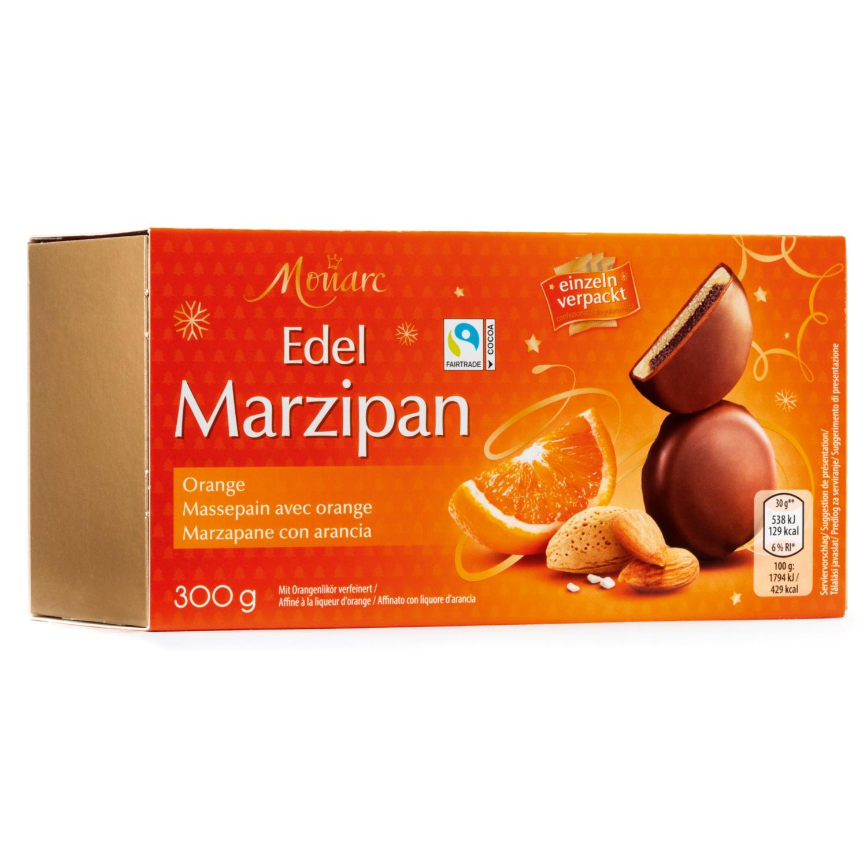 MONARC Edelmarzipan-Taler, Orange
