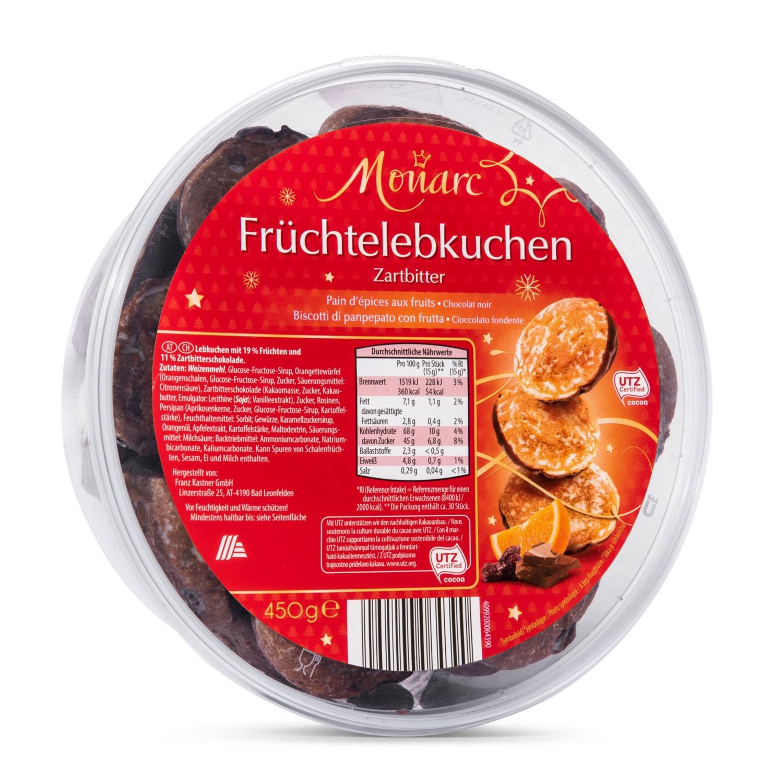 MONARC Früchte-Lebkuchen