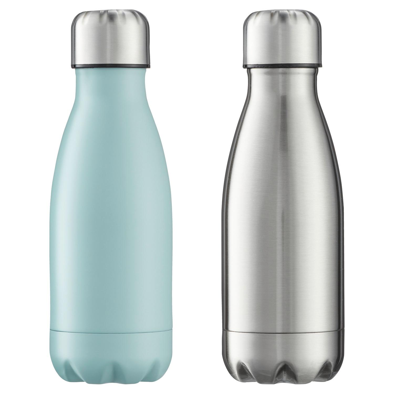 CROFTON® Edelstahl-Isolierflasche 260 ml*