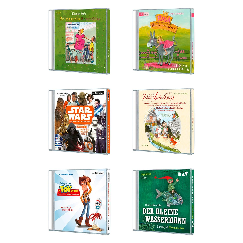 Kinder-Hörbuch Doppel-CD*