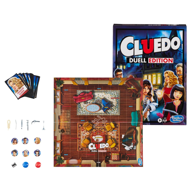 Hasbro Gaming Brettspiel Duell Edition*