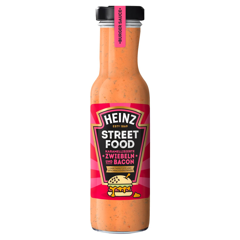 Heinz Streetfood Saucen 235ml*