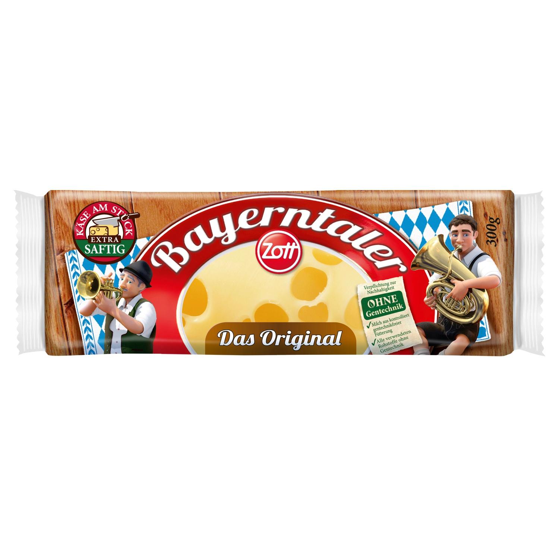 Zott Bayerntaler Brotzeitstück 200g*