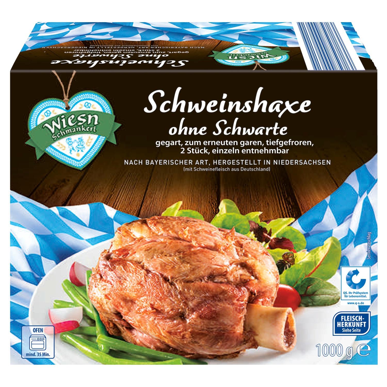Wiesn Schmankerl Schweinshaxen 1kg*