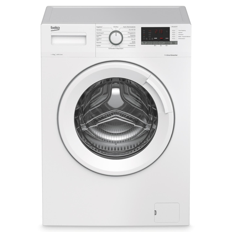 BEKO Waschmaschine Frontlader Slim