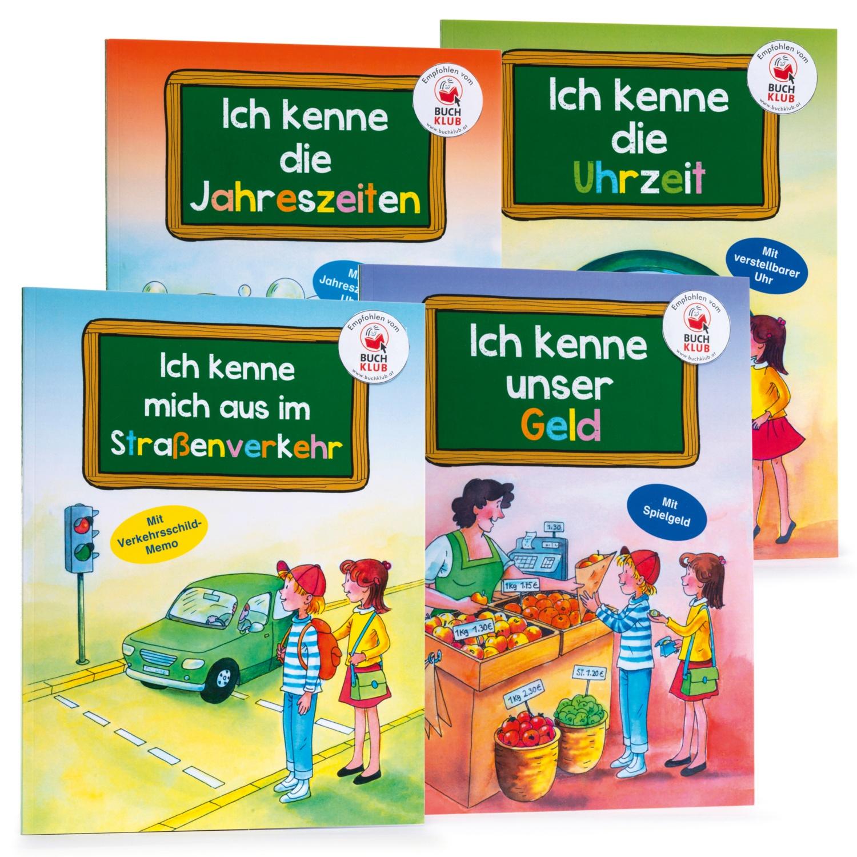 """""""Ich kenne""""-Buchreihe"""