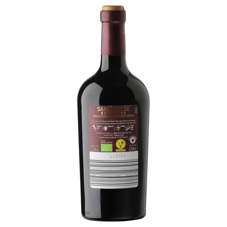 Bio-Sangiovese Rubicone IGT 0,75l