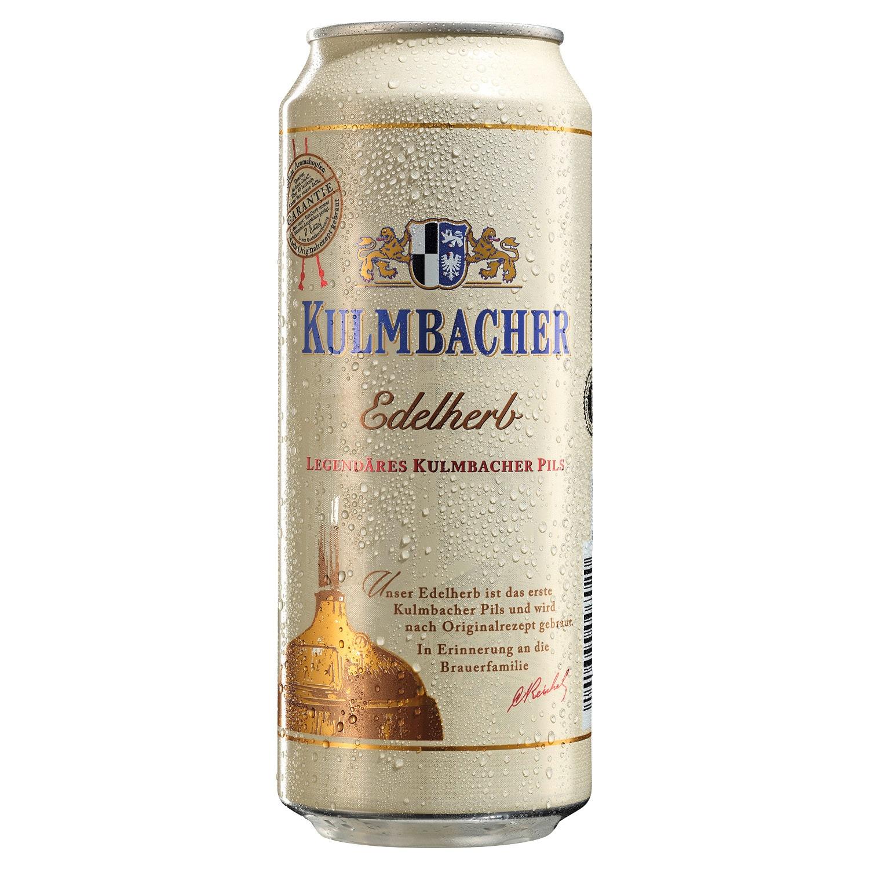 Kulmbacher Edelherb Pils 0,5 l