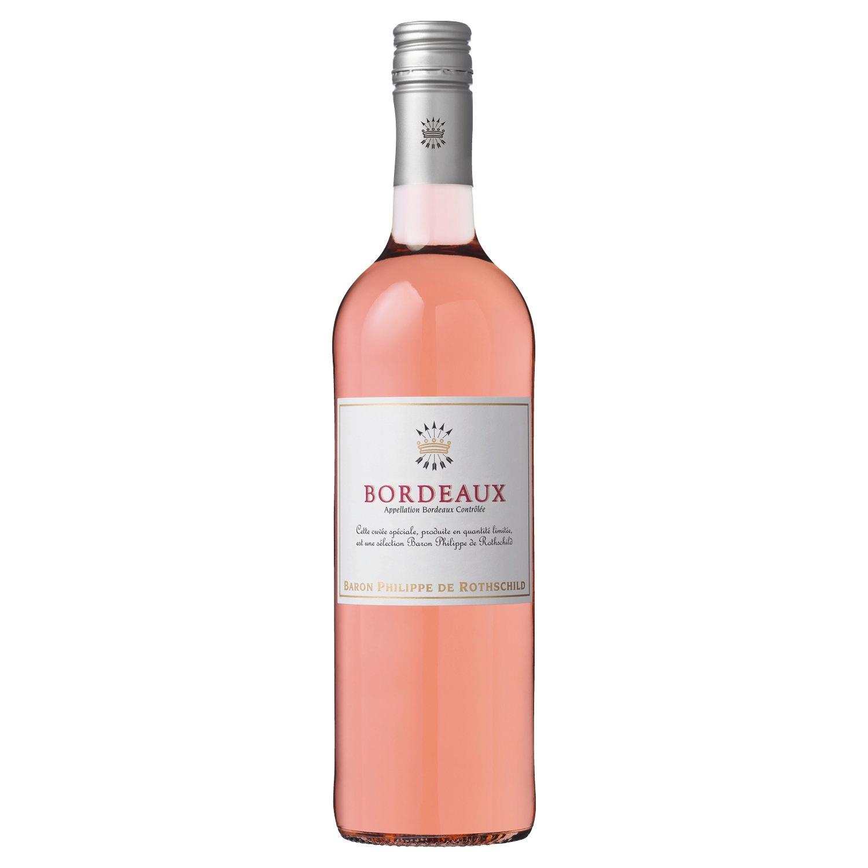 Baron Philippe de Rothschild Bordeaux AOC Rosé 0,75l