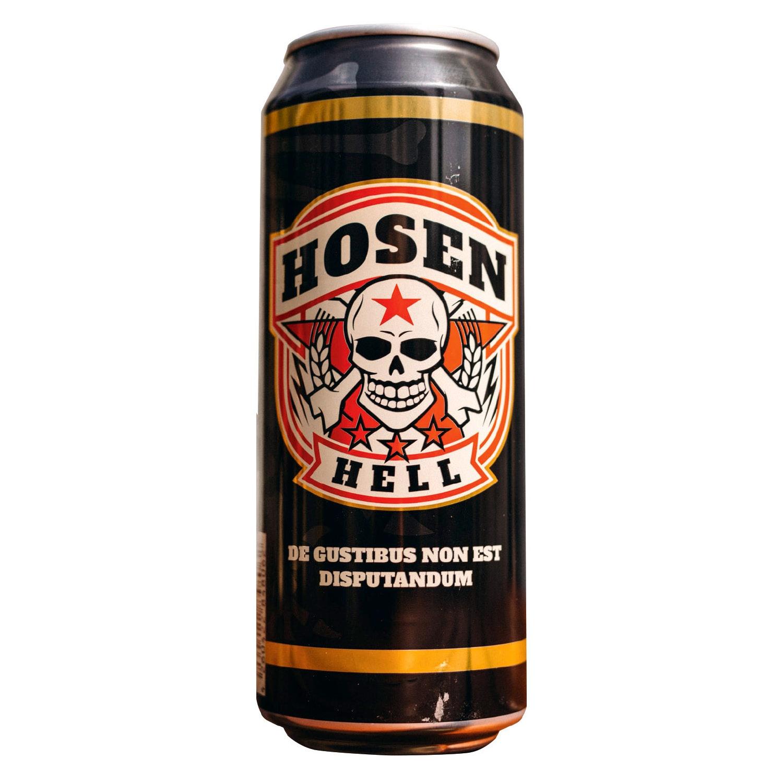 Hosen Hell 0,5l
