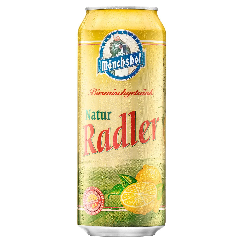 Mönchshof Natur Radler 0,5l