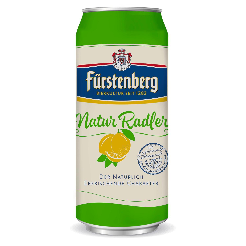 Fürstenberg Natur Radler 0,5l