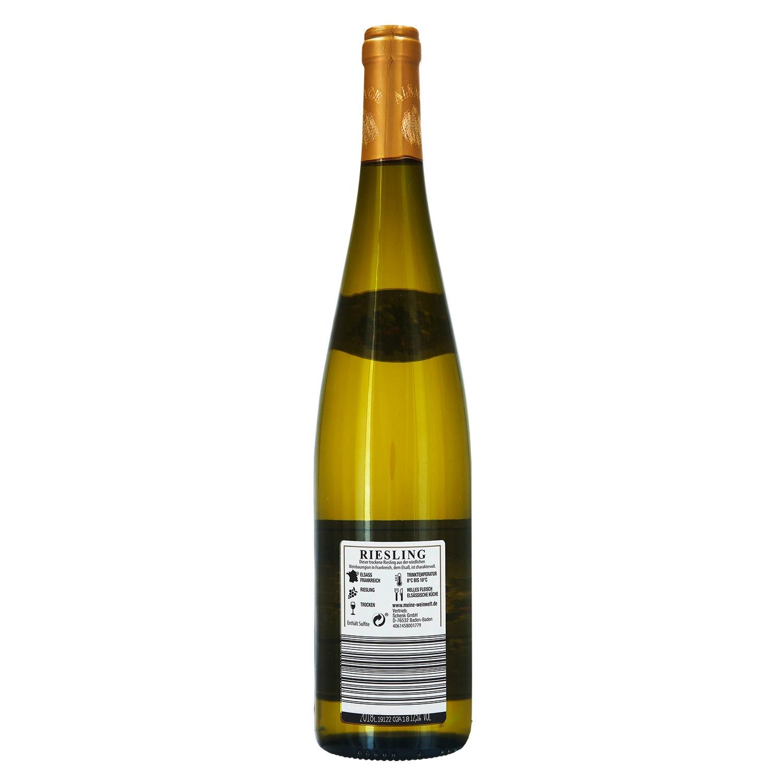 Riesling Vin d'Alsace AOP 0,75l