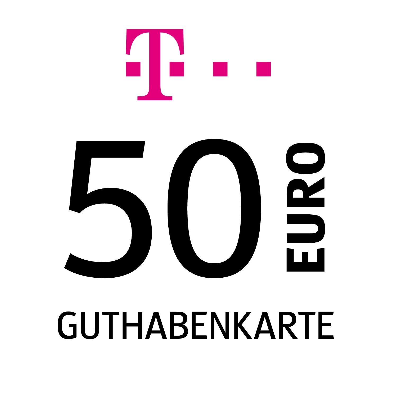 T-Mobile Guthabenkarte 50€