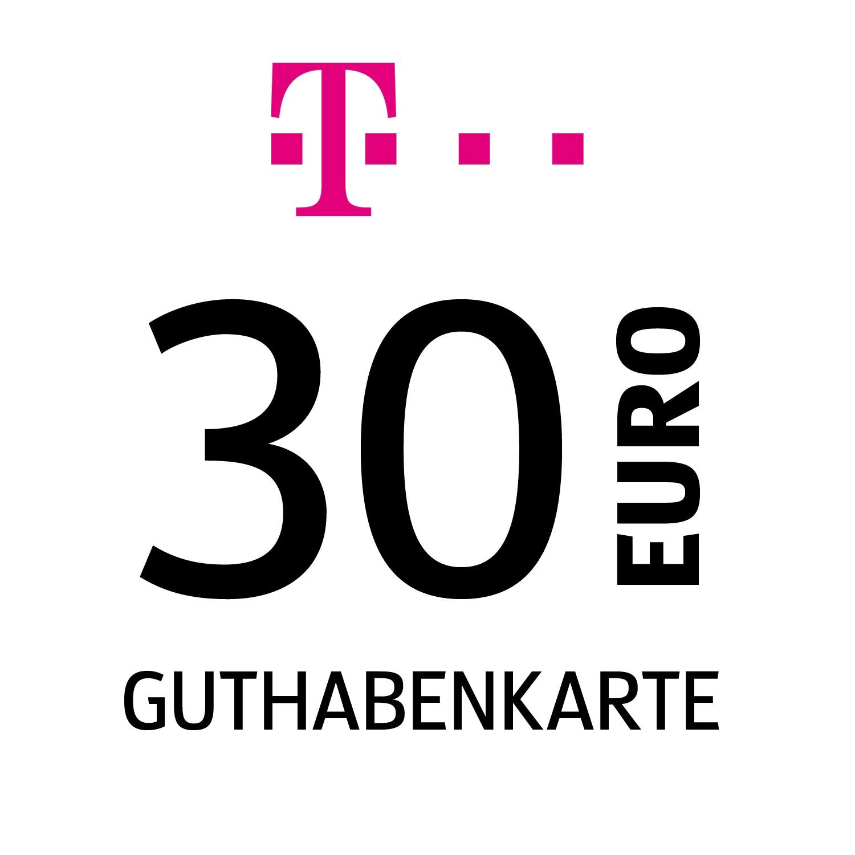 T-Mobile Guthabenkarte 30€