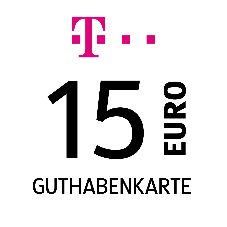 T-Mobile Guthabenkarte 15€