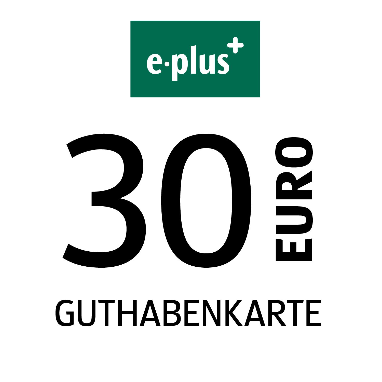 e-plus Guthabenkarte 30€