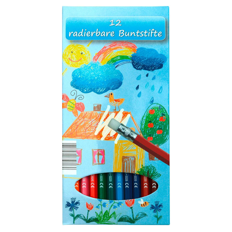 Radierbare Stifte*