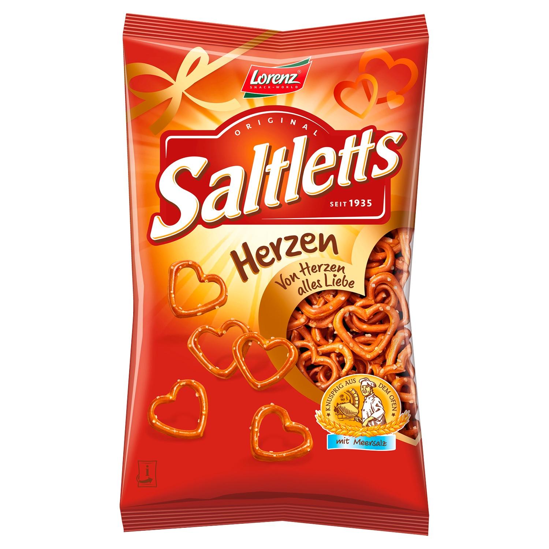 Lorenz® Saltletts Herzen 180g*
