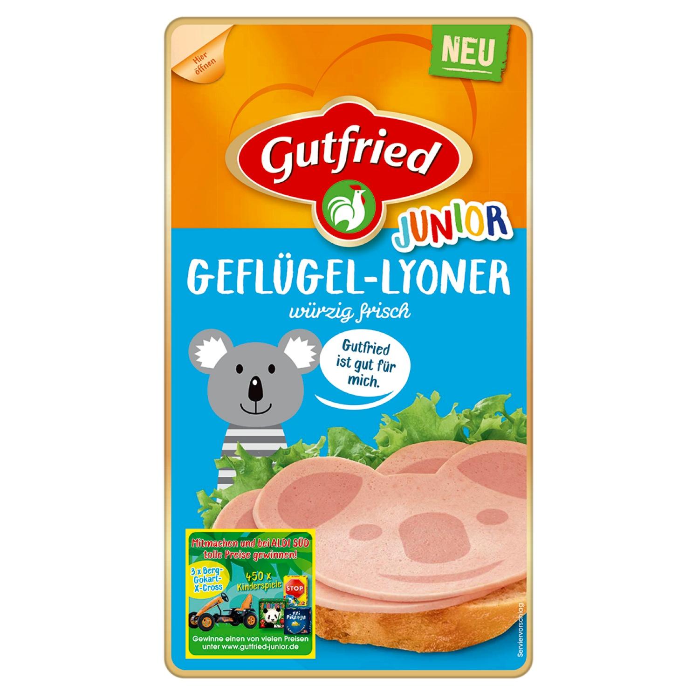Gutfried Junior 115g*