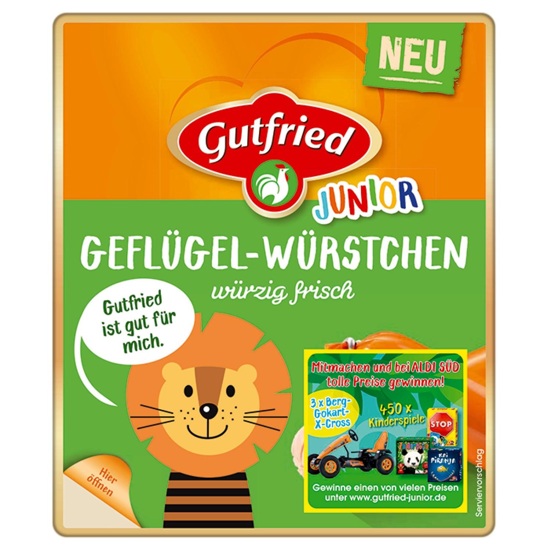 Gutfried Junior 100g*