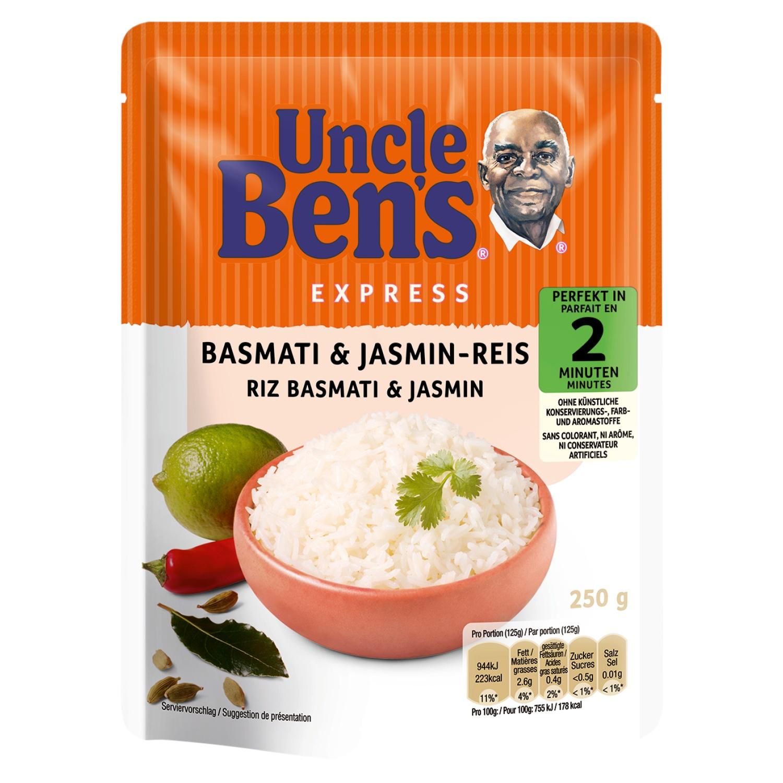 Uncle Ben's Express Reis 250g*