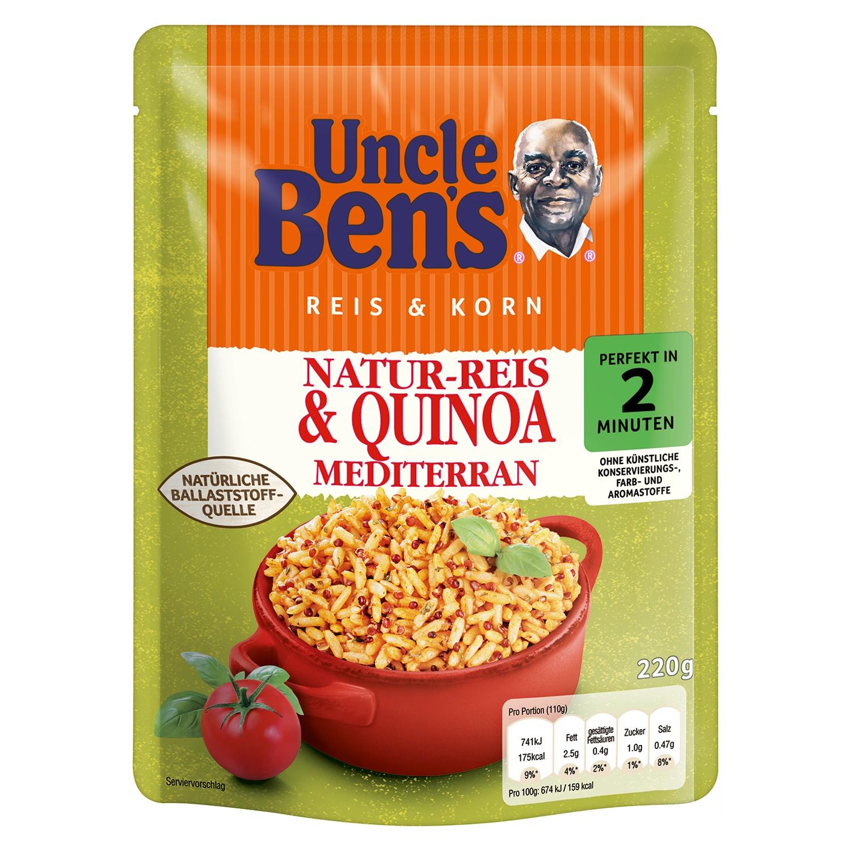 Uncle Ben's Express Reis 220g*