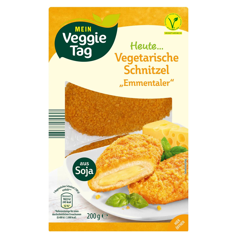 Mein Veggie Tag Vegetarische Schnitzel 200g*