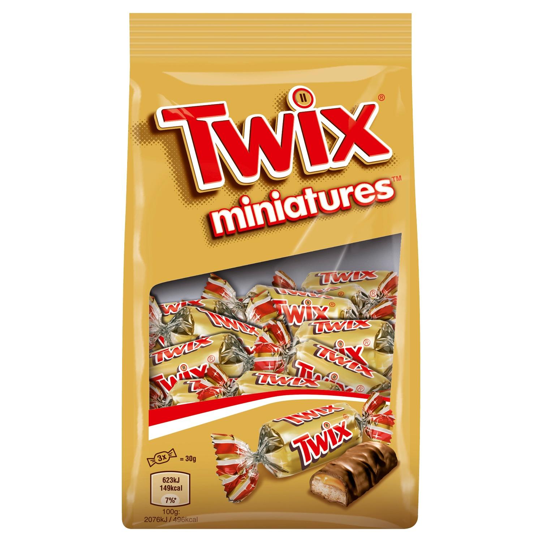 Snickers/ Twix/ Mars/ Bounty Miniatures 150g*