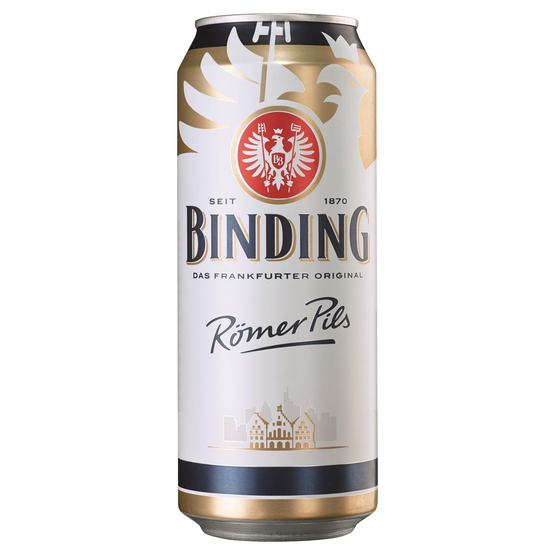 Binding Römer Pilsener 0,5l