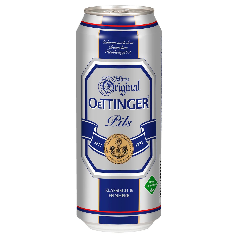 Oettinger Pils 0,5l