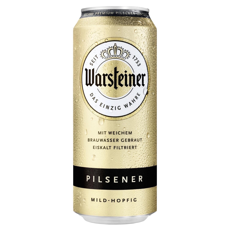 Warsteiner Pils 0,5l