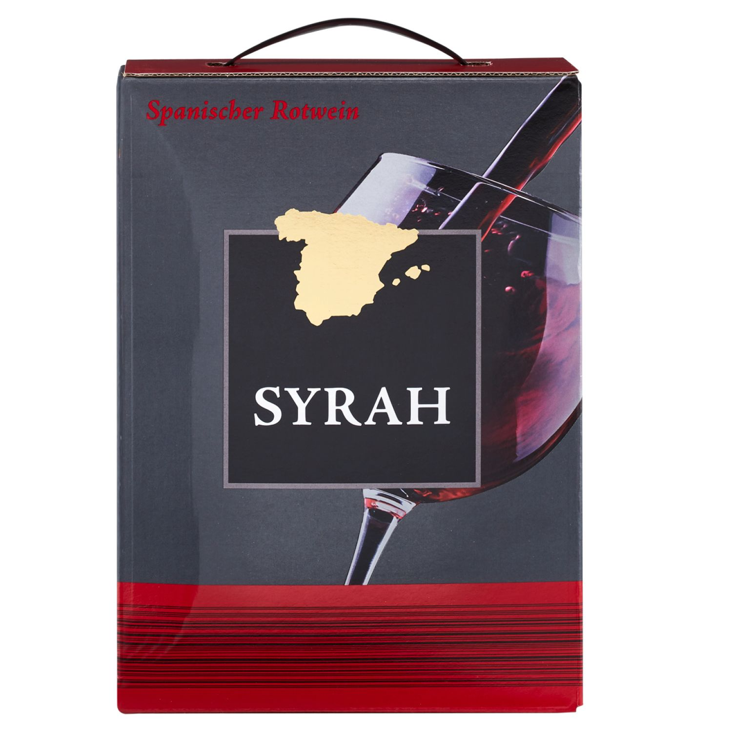 Bag-in-Box Syrah IGP trocken 3l