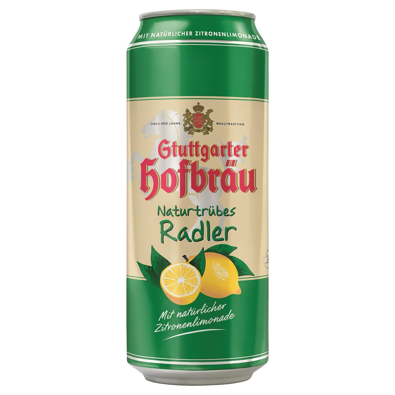Stuttgarter Hofbräu Radler 0,5l